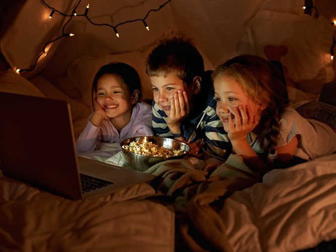 6 of the best films to watch at a kid's sleepover